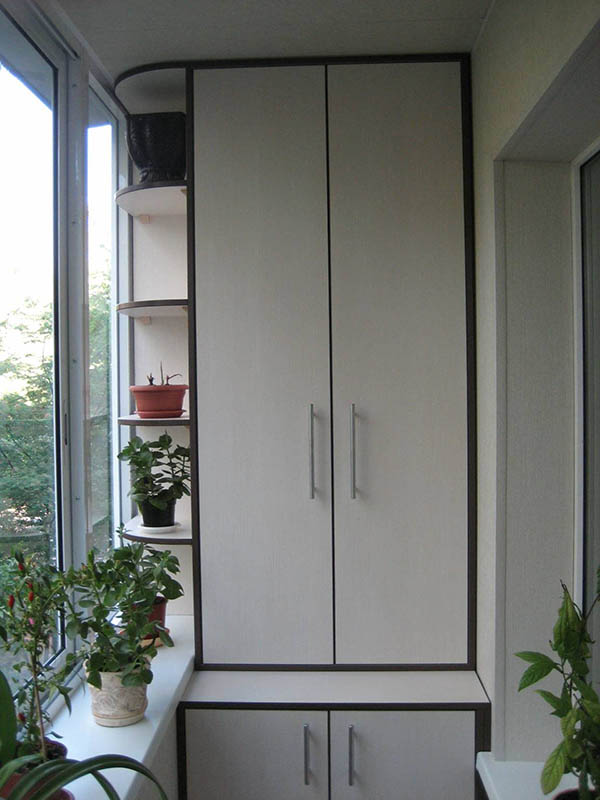 Изготовление мебели на балкон Севастополь